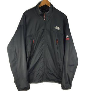 The North Face Summit Series XXL Black Zip Sweater